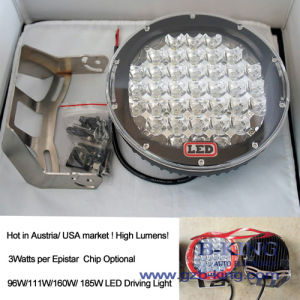 185watts 37PCS*5W Epistar LED Driving Work Light pictures & photos