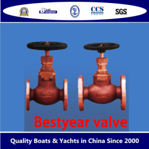 Bestyear Bronze Valve for Marine pictures & photos