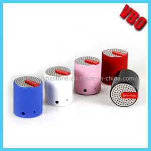 Mini Wireless Portable Stereo Bluetooth Speaker for Mobile Phone Laptop Tablet PC MP3 Player (BS-090) pictures & photos