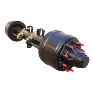 13 Ton American Type Axle for Trailer/Semi-Trailer Axle pictures & photos