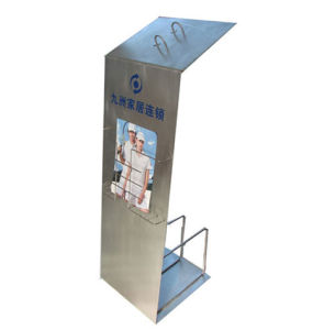 Customized Metal Display Stand, Display Rack pictures & photos
