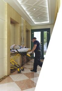 Big Car and Capacity Hospital Bed Elevator with Low Price pictures & photos
