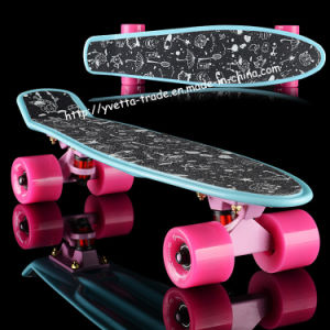 Penny Skateboard with 22 Inch Size (YVP-2206-4) pictures & photos