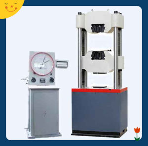 We-1000A Dial Display Mechanical Universal Testing Machine pictures & photos