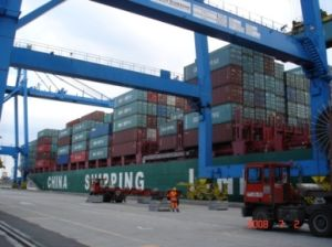 Sea Shipping From China to Auckland