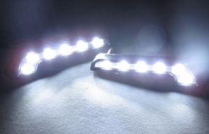 Super Brightness 12V White LED Daytime Running Light pictures & photos