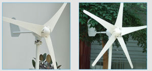 400W Onshore/Offshore Horizontal Axis Wind Generator/Wind Turbine pictures & photos