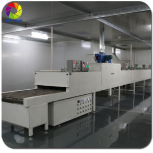Tsautop Customizable 2mm Thickness Stainless Steel Water Tranfer Printing Machine Drying Oven Drying Tunnel pictures & photos
