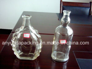 Wine Bottle with High Quantity Cap (500ml)