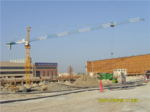 Hydraulic Crane Made in China by Hstowercrane pictures & photos