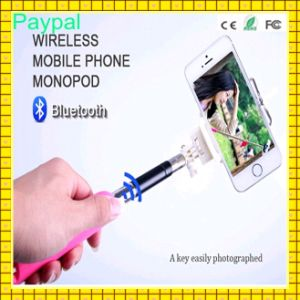 Paypal Wireless Monopod Selfie Stick for Nokia Lumia 1020 (gc-s009) pictures & photos