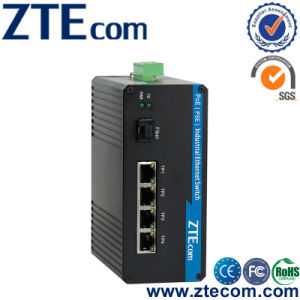 5-Port Full Gigabit Industrial POE Switch