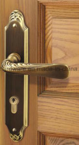High Quality Solid Brass Door Handle 804 pictures & photos
