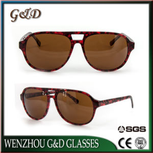 New Design New Sunglass Summer Style Acetate Fashion Sunglasses pictures & photos