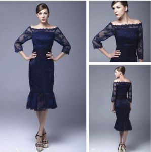 Popular L Ady Elegant Luxury Long Evening Dress