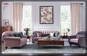 Cheap Fabric Sofa Set Promotion Item pictures & photos