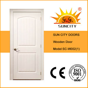 Good Design Composite Interiror Wooden Doors (SC-W005) pictures & photos