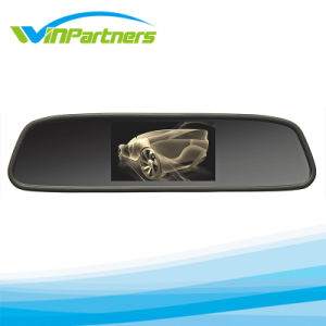 4.3inch/5inch Rearview Mirror Monitor with Parking Camera pictures & photos
