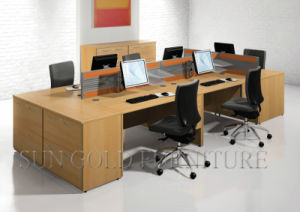Hot Sale Office Desk Office Partition Office Furniture (SZ-WS57) pictures & photos