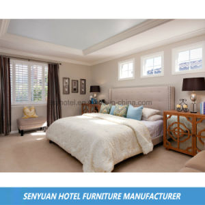 Hotel Wooden First Quality Bedroom Furniture Liquidation (SY-BS182)