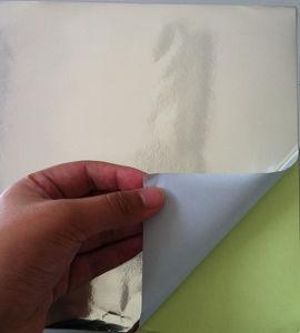 Silver Aluminum Foil Paper (WBL-A002)