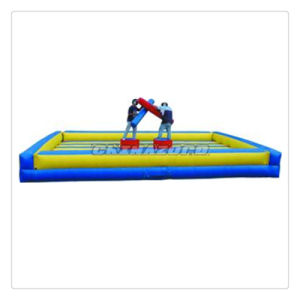High Quality Inflatable Gladiator Joust Bouncer at Factory Price pictures & photos