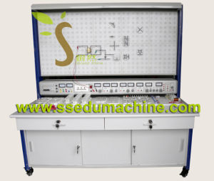 Electrical Educational Equipment Didactic Equipment Technical Teaching Equipment
