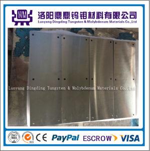 ASTM B386-91 Mo360 Mo361 Mo364 Grinding Molybdenum Plate/Sheet pictures & photos