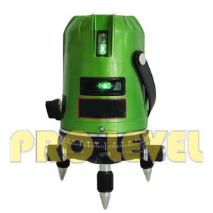 Self-Leveling and 1V1h1d Green Laser Level (SK-168PG) pictures & photos