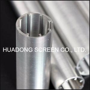 Stainless Steel 316L 0.020 Slot Roundness Screen Tube Filter pictures & photos