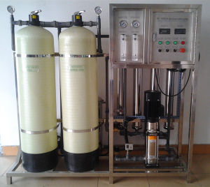Kyro-1000L/H CE/ISO Approved Reverse Osmosis Desalination Plant Drinking Water Filter Machine Price pictures & photos