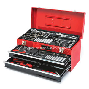 Mechanic′s Tool Chest Hand Tool with 171 Piece pictures & photos