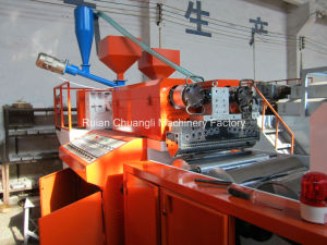 Two-Layer LLDPE Stretching Fim Extruder pictures & photos