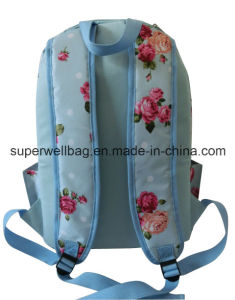 School Students′ Backpack Bag Sw-0654-2 pictures & photos