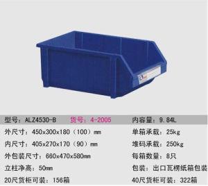 Virgin PP Industrial Storage Plastic Bin pictures & photos
