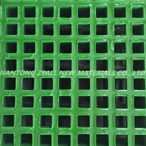 Easily Cleanable FRP Grating with UV and Fire Resistance