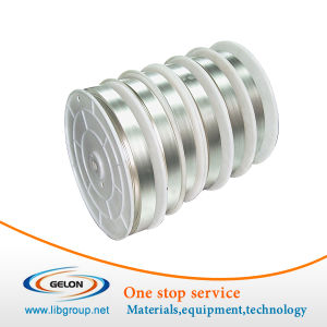 High Purity Lithium Foil Strips for Button Cell pictures & photos