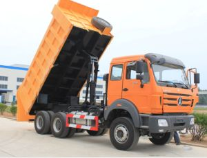 North Benz 6X4 30t 336HP Dump Truck Tipper Truck pictures & photos