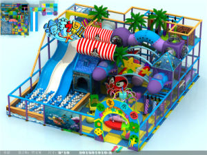 Indoor Kids Play Soft Play Maze for Good Price (TY-160301) pictures & photos