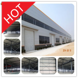 Low Cost Professional Design Prefabricated Steel Structure Workshop