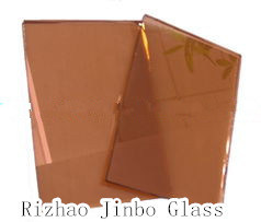 Rizhao Reflective Float Glass Construction Material (JINBO) pictures & photos
