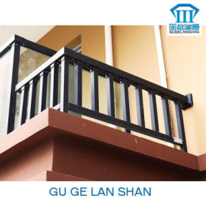 Rust-Proof/Antiseptic/High Quality Security Air-Conditioner Steel Fence/Fencing pictures & photos