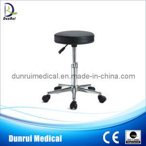 Modern Leather Hospital Stool (DR-353)