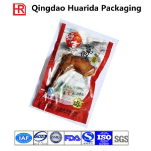 Vacuum Snack Frozen Food Packaging Bag with Colorful Printing pictures & photos