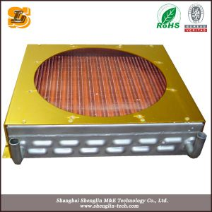 Copper Tube Aluminum Fin Condenser with Fan (4R-4T-500) pictures & photos