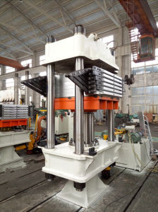 Rubber Slipper Sole Making Vulcanizing Machine pictures & photos