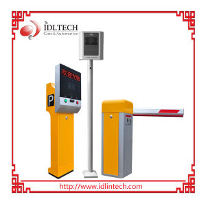 Access Control Security with RFID Reader and Barrier Gate pictures & photos