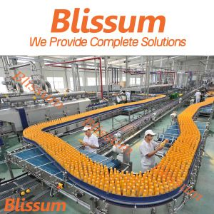 Automatic Orange Apple Pear Mango Juice Making System pictures & photos