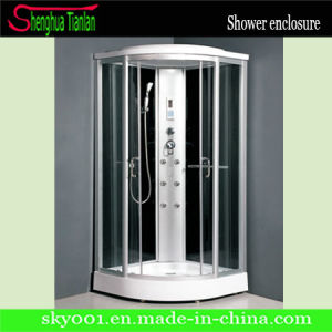 Compact Quadrant Shower Cabin with CE Approved (TL-8818) pictures & photos
