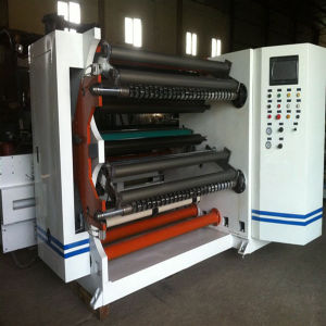 High Quality Scotch Tape Slitting and Rewinding Machine